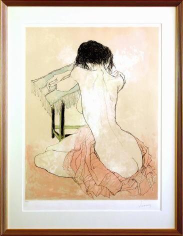 「線の画家」ジャンセンの作品